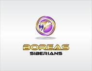 Siberian Husky Logo - Entry #126