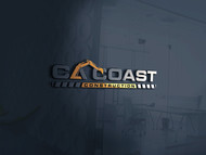 CA Coast Construction Logo - Entry #112