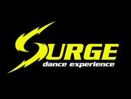 SURGE dance experience Logo - Entry #74