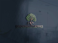 Growing Little Minds Early Learning Center or Growing Little Minds Logo - Entry #1