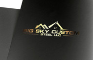 Big Sky Custom Steel LLC Logo - Entry #84