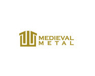Medieval Metal Logo - Entry #55