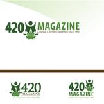 420 Magazine Logo Contest - Entry #54