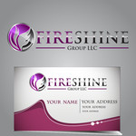 Logo for corporate website, business cards, letterhead - Entry #140