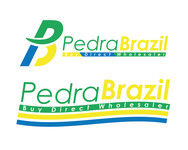 PedraBrazil Logo - Entry #93