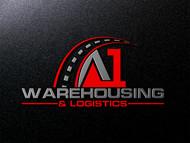 A1 Warehousing & Logistics Logo - Entry #61