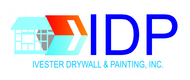 IVESTER DRYWALL & PAINTING, INC. Logo - Entry #93