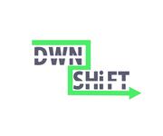 DwnShift  Logo - Entry #70