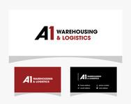 A1 Warehousing & Logistics Logo - Entry #199