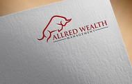 ALLRED WEALTH MANAGEMENT Logo - Entry #270