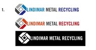 Lindimar Metal Recycling Logo - Entry #226