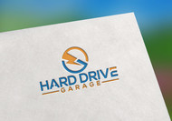 Hard drive garage Logo - Entry #258