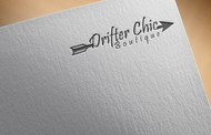 Drifter Chic Boutique Logo - Entry #138