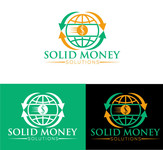 Solid Money Solutions Logo - Entry #68