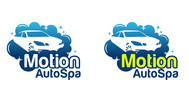 Motion AutoSpa Logo - Entry #176