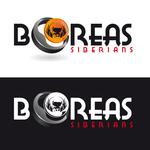 Siberian Husky Logo - Entry #59