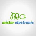 Mister Electronic Logo - Entry #54