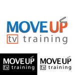 Move Up TV Training  Logo - Entry #67