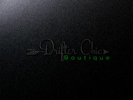 Drifter Chic Boutique Logo - Entry #123