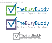 The Busy Buddy Logo - Entry #7