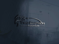 Two Brothers Roadhouse Logo - Entry #26