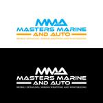Masters Marine Logo - Entry #6
