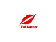 Fat Sucker Logo - Entry #2