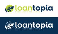 Loantopia Logo - Entry #61