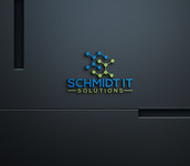 Schmidt IT Solutions Logo - Entry #219