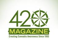 420 Magazine Logo Contest - Entry #65