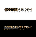 Doctors per Diem Inc Logo - Entry #16