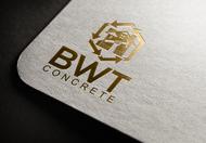 BWT Concrete Logo - Entry #307