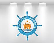 Masters Marine Logo - Entry #123