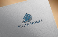 Biller Homes Logo - Entry #198