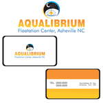 Aqualibrium Logo - Entry #25