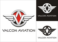 Valcon Aviation Logo Contest - Entry #105