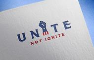 Unite not Ignite Logo - Entry #237