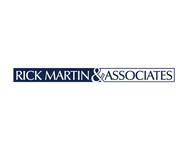 Rick Martin & Associates Logo - Entry #66