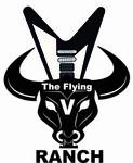 The Flying V Ranch Logo - Entry #65