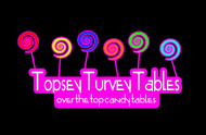 Topsey turvey tables Logo - Entry #101