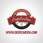 i need a logo for www.exoticarspa.com - Entry #70