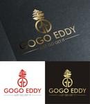 GoGo Eddy Logo - Entry #131