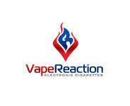 Vape Reaction Logo - Entry #161