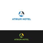 Atrium Hotel Logo - Entry #45