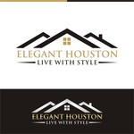 Elegant Houston Logo - Entry #189