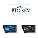Big Sky Custom Steel LLC Logo - Entry #127