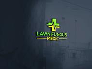 Lawn Fungus Medic Logo - Entry #10