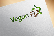 Vegan Fix Logo - Entry #258