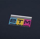 ETM Advertising Specialties Logo - Entry #9