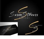 Susan Strauss Design Logo - Entry #138